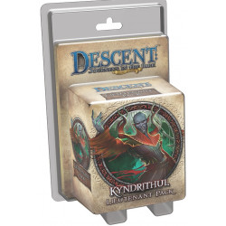 Descent: Journeys in the Dark (Second Edition) – Kyndrithul...