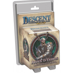 Descent: Journeys in the Dark (Second Edition) – Ardus Ix'Erebus...