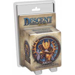 Descent: Journeys in the Dark (Second Edition) – Ariad Lieutenant Pack