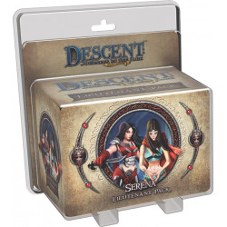 Descent: Journeys in the Dark (Second Edition) – Serena Lieutenant...