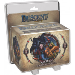 Descent: Journeys in the Dark (Second Edition) – Raythen Lieutenant...