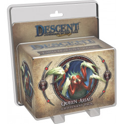 Descent: Journeys in the Dark (Second Edition) – Queen Ariad...