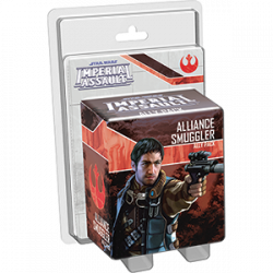 Star Wars: Imperial Assault – Alliance Smuggler Ally Pack