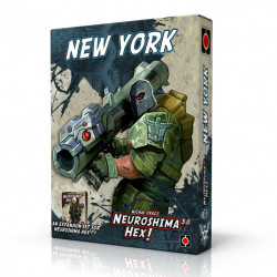 Neuroshima Hex! 3.0 New York