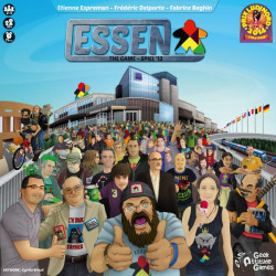 ESSEN The Game: SPIEL'13