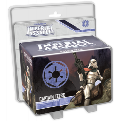 Star Wars: Imperial Assault – Captain Terro Villain Pack