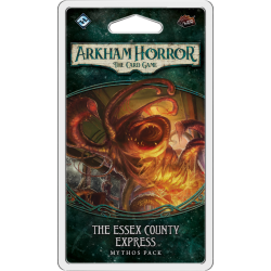 Arkham Horror: The Card Game – The Essex County Express Mythos Pack