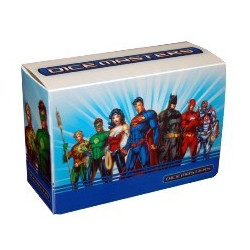 Dice Masters Justice League Magnetic Storage Box