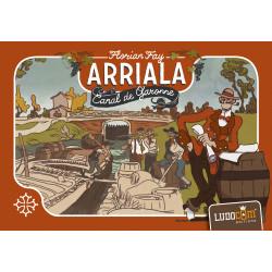 Arriala: Canal de Garonne