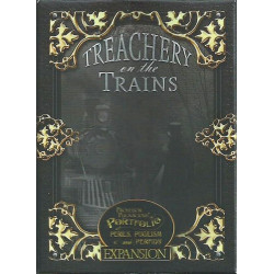 Professor Pugnacious: Treachery on the Trains