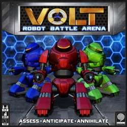 VOLT: Robot Battle Arena