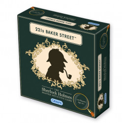 221B Baker Street: The Master Detective Game