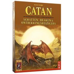 Catan: Schatten, Draken & Ontdekkingsreizigers