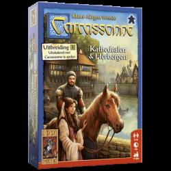 Carcassonne: Uitbreiding 1 – Kathedralen & Herbergen