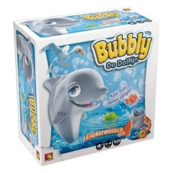 Bubbly de dolfijn