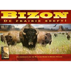 Bizon: De prairie beeft!
