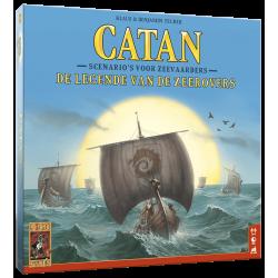 Catan: Scenario's voor Zeevaarders – Legende van de Zeerovers