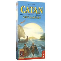 Catan: Zeevaarders 5-6 Spelers