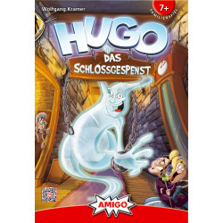 [Damaged] Hugo: Das Schlossgespenst