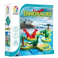 Dinosaurs Mysterious Islands