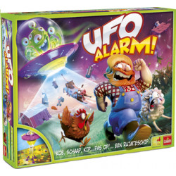 UFO Alarm!