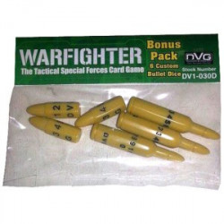 Warfighter Bonus Bullet Dice