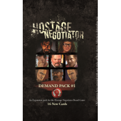 Hostage Negotiator: Demand...