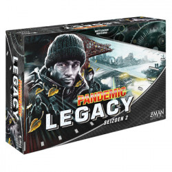 Pandemic Legacy: Seizoen 2 - Black box