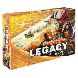 Pandemic Legacy: Seizoen 2 - Yellow box