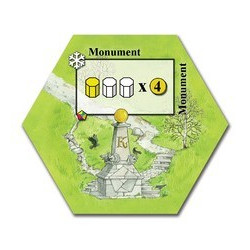 Keyflower: Monument