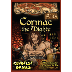 The Red Dragon Inn: Allies – Cormac the Mighty