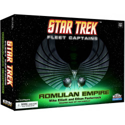 Star Trek: Fleet Captains – Romulan Empire