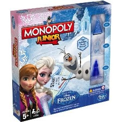 Monopoly Junior: Disney Frozen