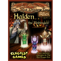 The Red Dragon Inn: Allies – Halden the Unhinged