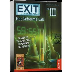 EXIT: het spel - Het Geheime Lab