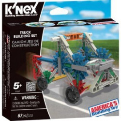 K'NEX Building Sets Truck Building Set (67-Piece)