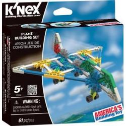 K'NEX Building Sets Plane Building Set (67-Piece)