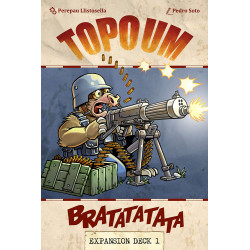 Topoum: Bratatatata – Expansion Deck I