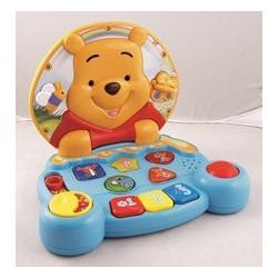 Winnie de Pooh Baby Laptop