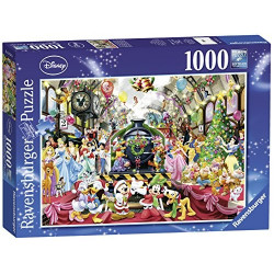 Disney Puzzel - Kerstmis op het Station (1000)