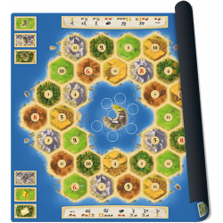 Catan: Playmat Atoll
