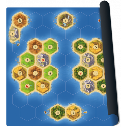 Catan: Playmat Island