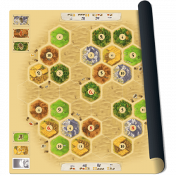 Catan: Playmat Desert
