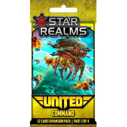 Star Realms: United – Command