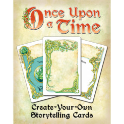 Once upon a Time - Storytelling Cards
