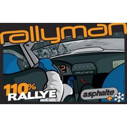 Rallyman: 110 % Rallye