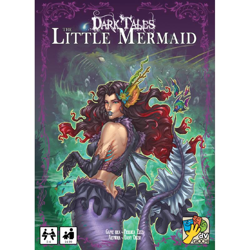 little mermaid dark version