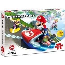 Mario Kart Puzzel 1000 pc