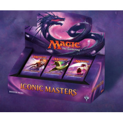 MTG - Iconic Masters Boosterpacks