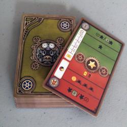 Scythe Automa Cards